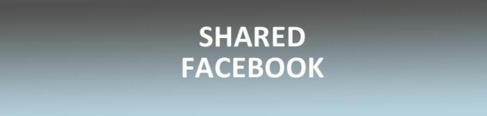 Что такое шареды Facebook